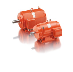 Water Cooled Three-Phase Motors